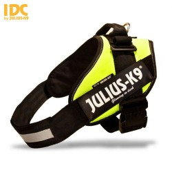 IDC® - Powerharness - size 4 Neon Green