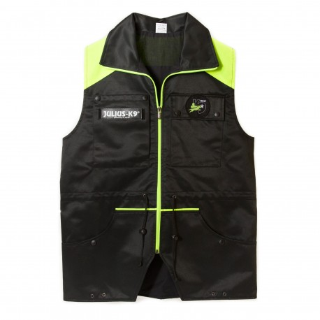 K-9® Unit vest - Black/Neon Size M