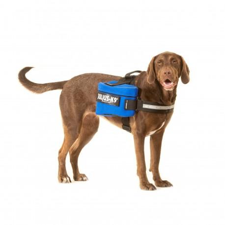 IDC® - Powerharness Sidebag - size 3 - 4 Bleu