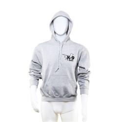K-9® Unit Hoodie - Gray