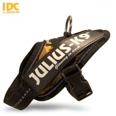 IDC® - Powerharness - size Baby 1 Autumn Touch
