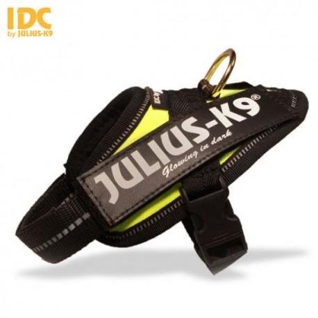 IDC® - Powerharness - size Baby 1 Νεον Πράσινο