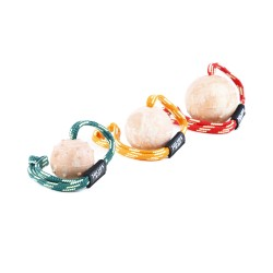 IDC® Natural rubber ball - with closeable string