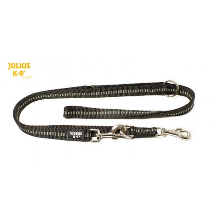 IDC® - Tubular Webbing Leash Adjustable without Handle - 2,2 m - 19 mm