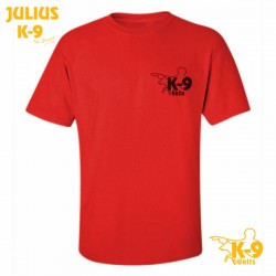 K-9® Unit T-Shirt - Κόκκινο