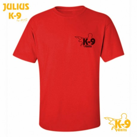 K-9® Unit T-Shirt - Red