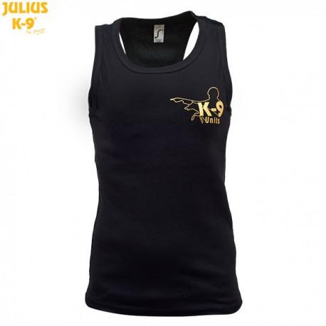 Julius-K9® singlet - ανδρικό - Μαύρο
