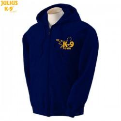 K-9® Unit Full-Zip Hoodie - Μπλε Μαρέν