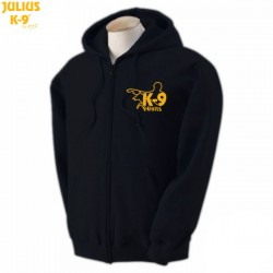 K-9® Unit Full-Zip Hoodie - Black