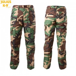 K-9 Units zipp-off Trousers - Camouflage