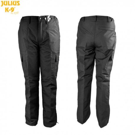 K-9 Waterproof Trousers - Μαύρο