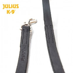 Buffalo Leather leash - 2 m - 10 mm