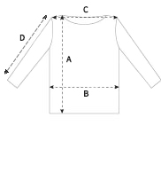 Pullover with zip